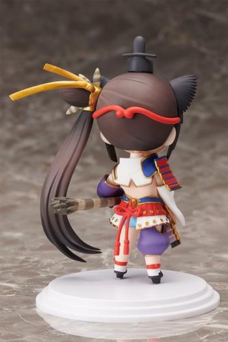 Fate/Grand Order: Ushiwakamaru Chara-Forme Beyond Figure back