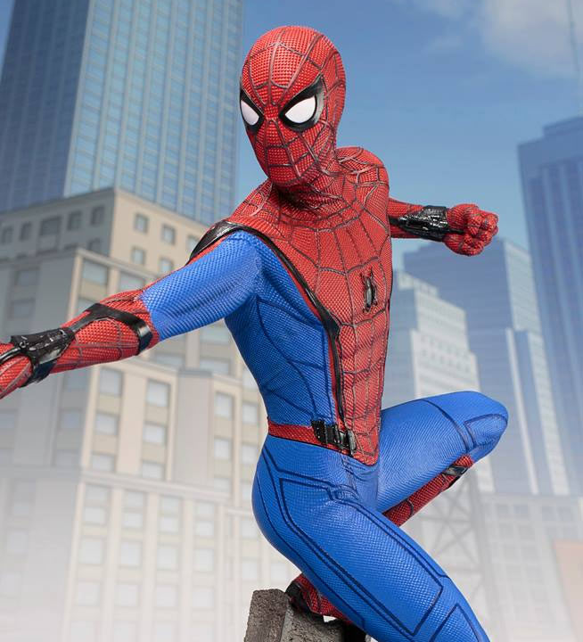 Spider-Man Homecoming: Spider-Man ArtFX Statue