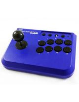 PlayStation 3 Fighting Stick Mini 3 Violet Blue