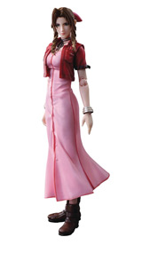Final Fantasy VII Crisis Core: Aerith Play Arts Kai Action Figure