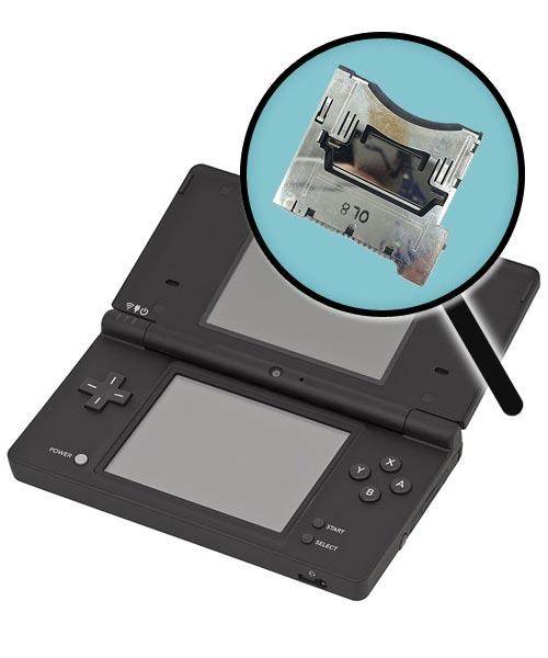 Nintendo DSi Repairs: Cartridge Slot Replacement Service