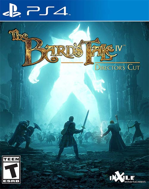 Bard's Tale IV: Director's Cut
