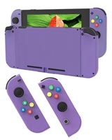 Nintendo Switch Housing Shell Replacement Service Purple