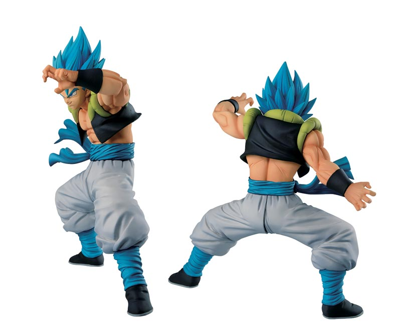 Dragon Ball SSGSS Gogeta Ichiban Kuji Fig extra img
