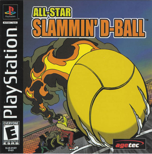 All Star Slammin D-Ball