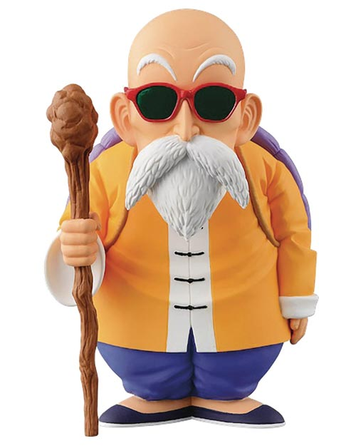 Dragon Ball Collection: Master Roshi Figure