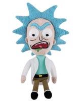 Rick & Morty Angry Rick Galactic Plushie