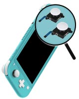 Nintendo Switch Lite Repairs: Joysticks Replacement Service