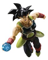 Dragon Ball Z Bardock S.H. Figuarts Action Figure