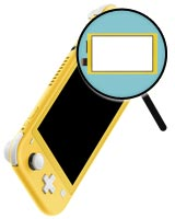 Nintendo Switch Lite Yellow Repairs: Touch Screen Replacement Service