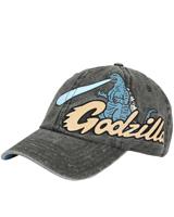 Godzilla Atomic Blast Embroidered Dad Hat
