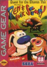 Ren & Stimpy: Quest For The Shaven Yak