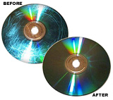 CD Repair / Resurfacing