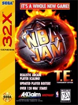 NBA Jam Tournament Edition / 32X