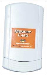 Dreamcast Memory Card
