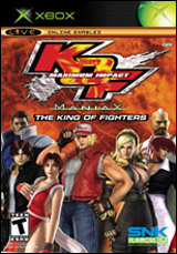 King of Fighters Maximum Impact Maniax