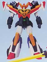 GaoGaiGar Great Fightbird Brave Series Action Figure
