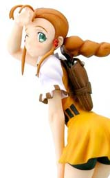 Gun X Sword: Wendy Garret (Kneeling) 1/8 Scale PVC Figure