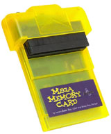 Game Boy Mega Memory Card