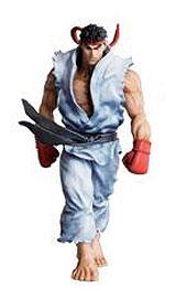 Street Fighter IV Chozokeidamashii Mystery Mini-Figure