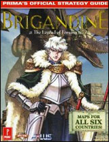 Brigandine: The Legend of Forsena Official Strategy Guide by Prima