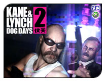Kane and Lynch 2: Dog Days
