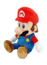 Nintendo Mario 8 Inch Plush