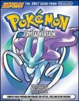 Pokemon Crystal Official Player's Guide