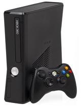 Microsoft Xbox 360 Slim 4GB Console