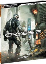 Crysis 2 Official Strategy Guide