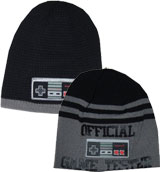 Nintendo Official Game Tester Reversible Beanie