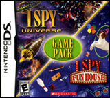 I Spy Universe and I Spy Fun House Game Pack