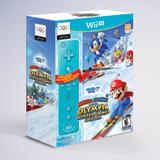 Mario & Sonic at the Sochi 2014 Olympic Winter Games Remote Bundle