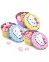 Hello Kitty Cupcake Candy Tin