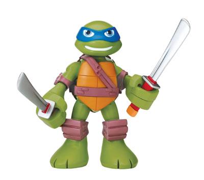Teenage Mutant Ninja Turtles Half Shell Heroes 6