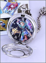Legend of Zelda Link Pocket Watch