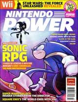 Nintendo Power Volume 225 Sonic RPG
