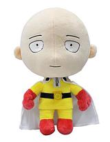 One Punch Man Saitama 11 Inch Plush