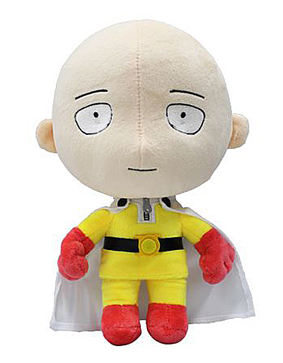 One Punch Man Saitama 11 Inch Plush