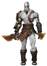 God of War 3 Ultimate Kratos 7 Inch Action Figure