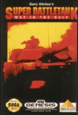 Super Battletank: War in the Gulf