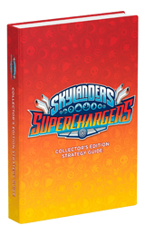 Skylanders SuperChargers Collectors Edition Official Guide
