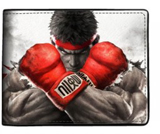 Street Fighter V Bi-Fold Wallet