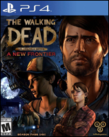 Walking Dead: The Telltale Series A New Frontier