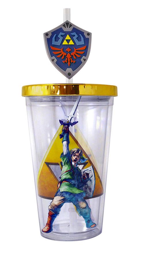 Legend of Zelda Skyward Sword 16oz Carnival Cup