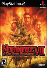 Romance of the Three Kingdoms VII
