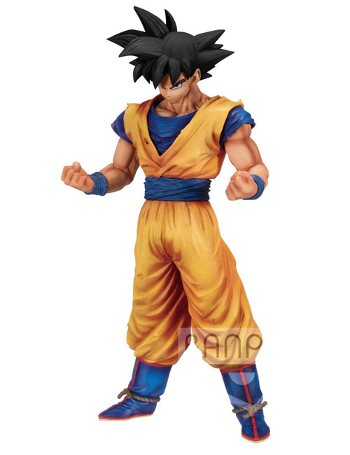 Dragon Ball Z Grandista Resolution of Soldiers Son Goku V2 Figure
