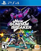PS4 New Gundam Breaker Boxart