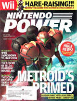Nintendo Power Volume 219 Metroid Prime 3: Corruption