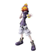 World Ends With You Final Remix Bring Arts Neku Sakuraba Figure